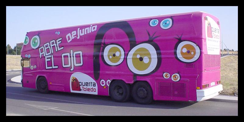 PuertaDeToledo-bus