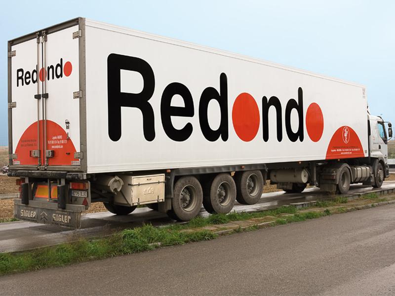 Redondo-Camión
