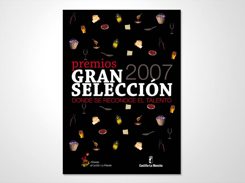 JCCM-Gran_Selección_2007-Cartel