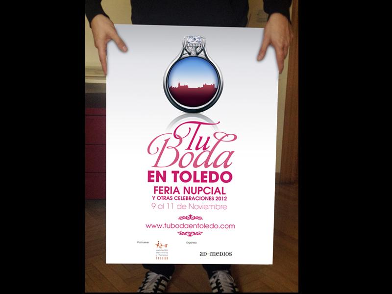 Cartel-Tu_Boda_en_Toledo